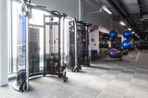 cable machine puregym