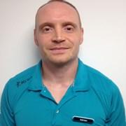 Adrian Flack Gym Manager