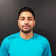 Satwant Uppal Assistant Gym Manager