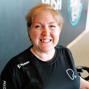 Denise Laird Herriot Assistant Gym Manager