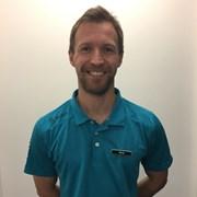Chris Nichol Gym Manager