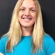 Carol O'Shea Assistant Gym Manager