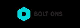Bolt on logo