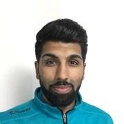 Umar Anjum Assistant Gym Manager