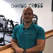 Chris McDonald Assistant Gym Manager