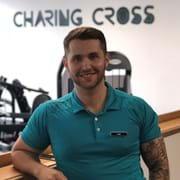 Lee Stewart Evans Gym Manager