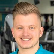 Ben Hookham Gym Manager