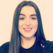 Charlotte Gilgannon Assistant Gym Manager