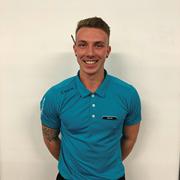Darren Farquharson Assistant Gym Manager