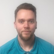 Tom Coates Assistant Gym Manager