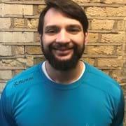 Francesco Ricca Assistant Gym Manager