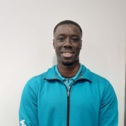 Michael Faponle Assistant Gym Manager
