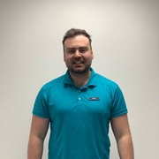 Harry  Sedgewick Assistant Gym Manager