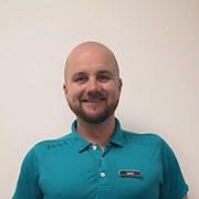 Jamie Glassbrook Gym Manager