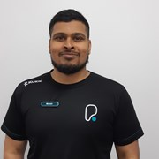 Moss Hussain Assistant Gym Manager