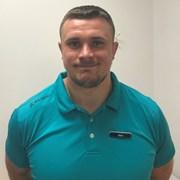 Alex Davidson Gym Manager