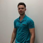 Ben  Lambert Gym Manager