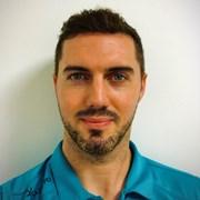Simon Harrison Gym Manager