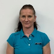 Monika Lampart Assistant Gym Manager
