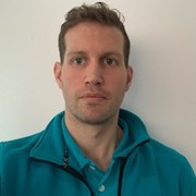 Jamie Scott Gym Manager
