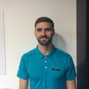 Liam Duff Assistant Gym Manager