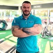 James Ryan Gym Manager