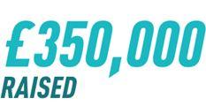 £35000 raised