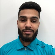 Asim Hussain Assistant Gym Manager