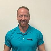 Blake Newbold Gym Manager
