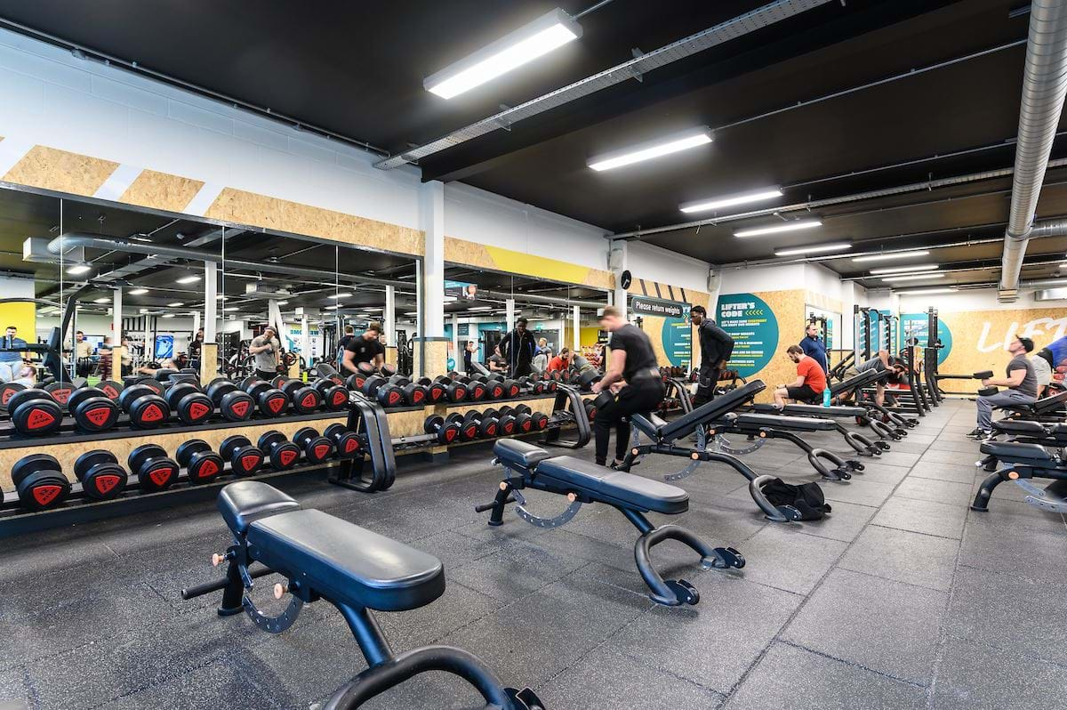 Gym In Oxford Cowley Cheap 24 Hour Gym Puregym