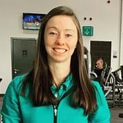 Sarah Leonard Gym Manager