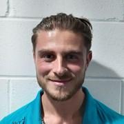 Jordan Burgess Assistant Gym Manager