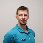 Kai  Thompson  Assistant Gym Manager