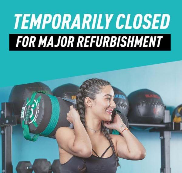 Temporarily closed for major refurbishment