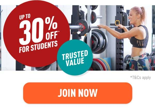 Students! Get up 30% off fixed-term memberships. Join now.