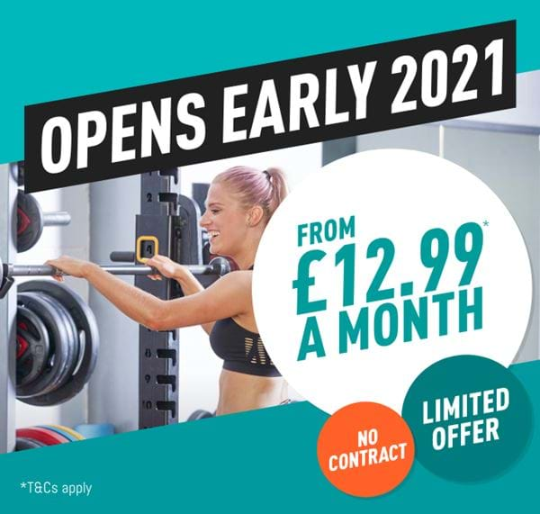 Open Early 2021 - from £12.99 a month - limited offer