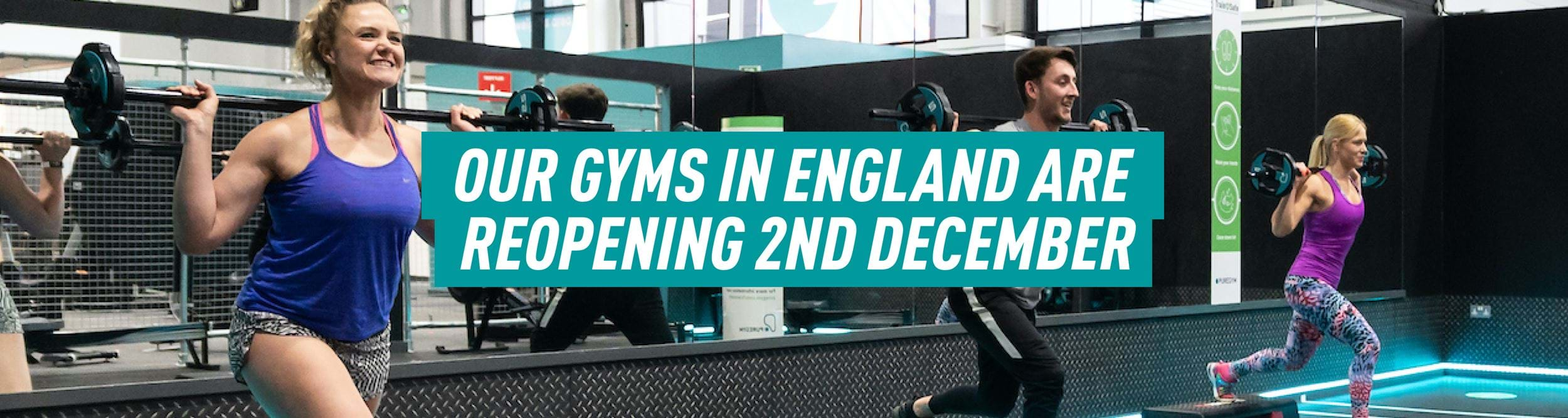 Gyms in Liverpool