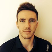 Jonny Dalziel Assistant Gym Manager