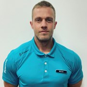 Marcus Warder Gym Manager