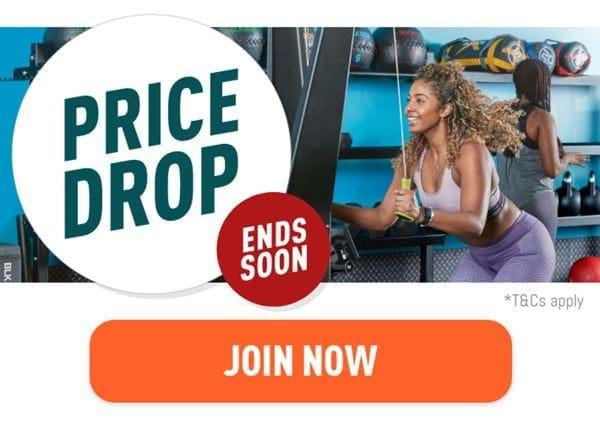 Price drop for a limited time only. Join now.