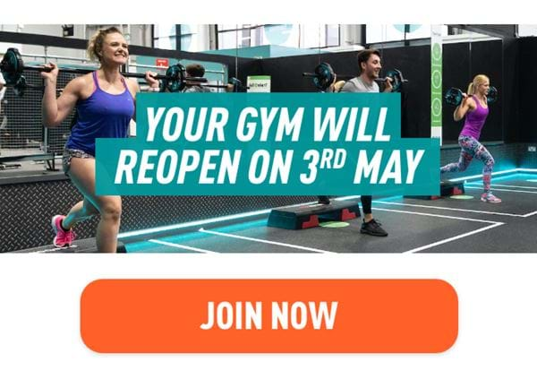 Your Gym Will be Reopening Soon