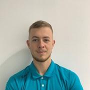 Liam  Corns Gym Manager