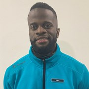 Clive  Wamalwa  Assistant Gym Manager