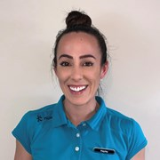 Hayley Roebuck Assistant Gym Manager