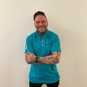 Chris Yoxall Assistant Gym Manager