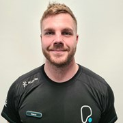 Kieran  Woolf  Assistant Gym Manager