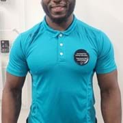 Rushai Campbell Assistant Gym Manager
