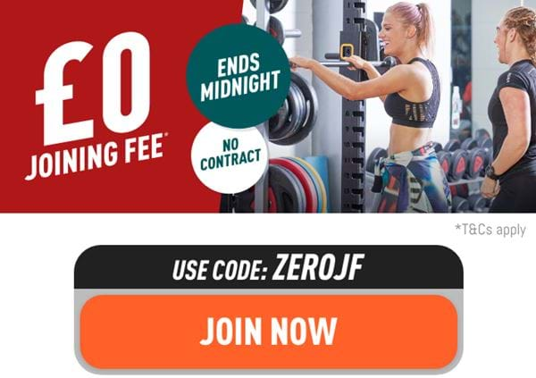 £0 joining fee. Ends midnight. T&Cs apply. Join now