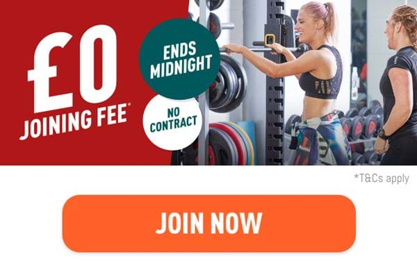 Students! Get £0 Joining Fee. Hurry, ends midnight!