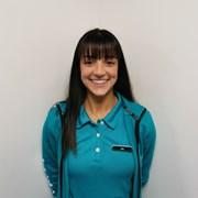 Jasmine Stewart Assistant Gym Manager